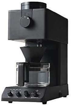 ツインバードのミル付き全自動コーヒーメーカーをレビューします