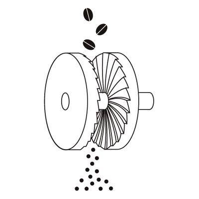 豆から挽けるコーヒーメーカーMJ‐CM1 こだわりポイント