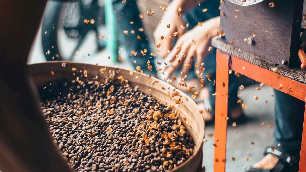コーヒー豆で浅煎りとは?