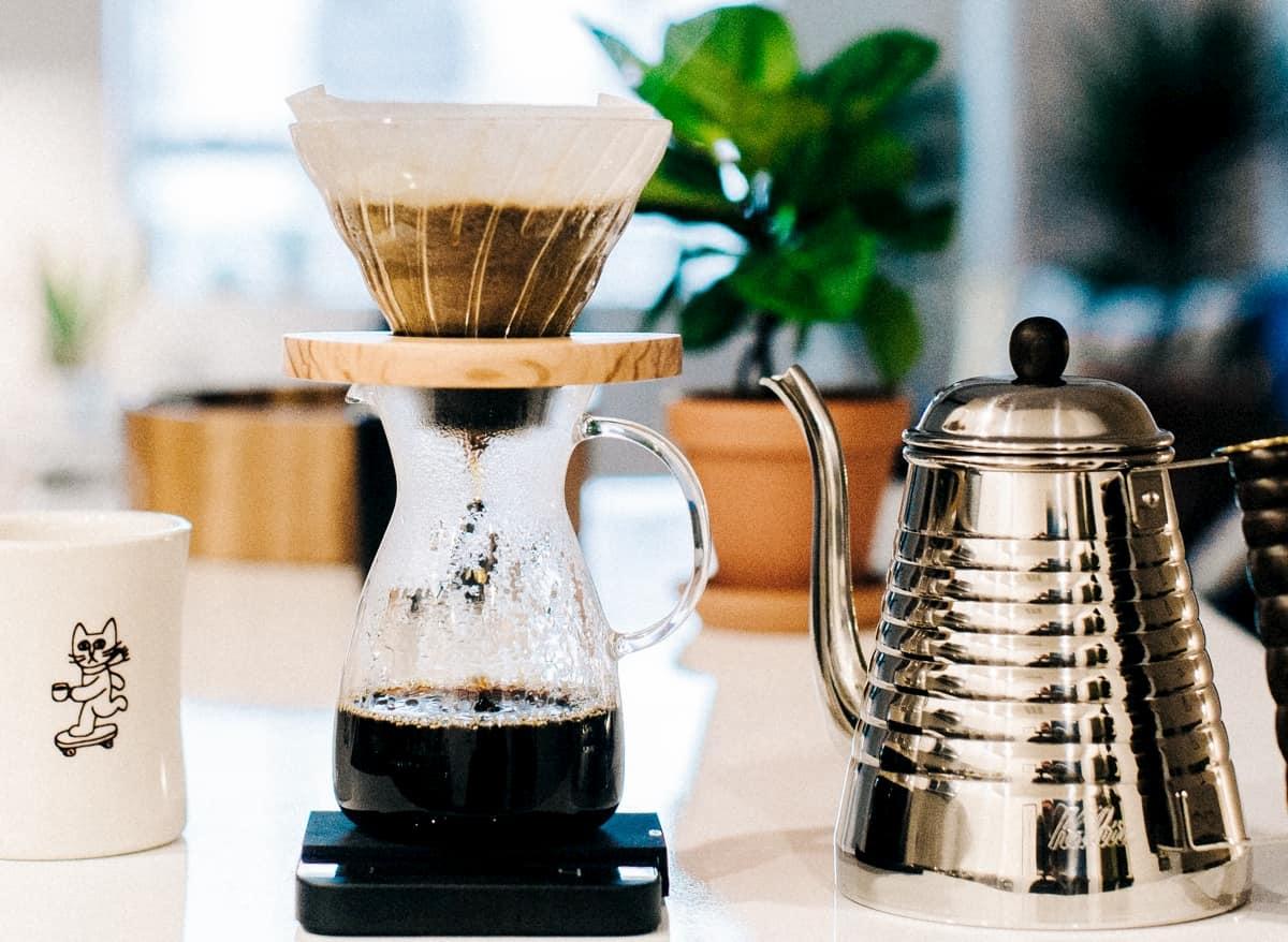 抽出方法別 コーヒー豆一杯分の量何グラム?