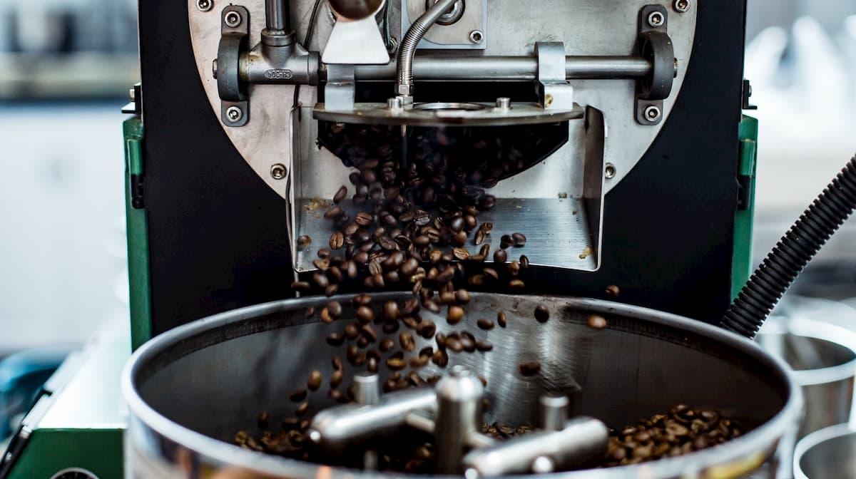 コーヒー豆の焙煎 エチオピアに合うレベル