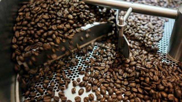 コーヒー豆の焙煎時間の影響