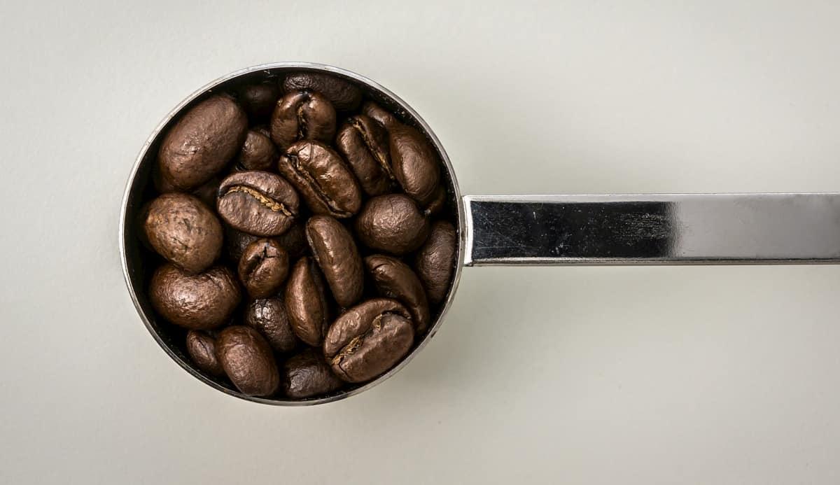 コーヒー豆の粒度・挽き目