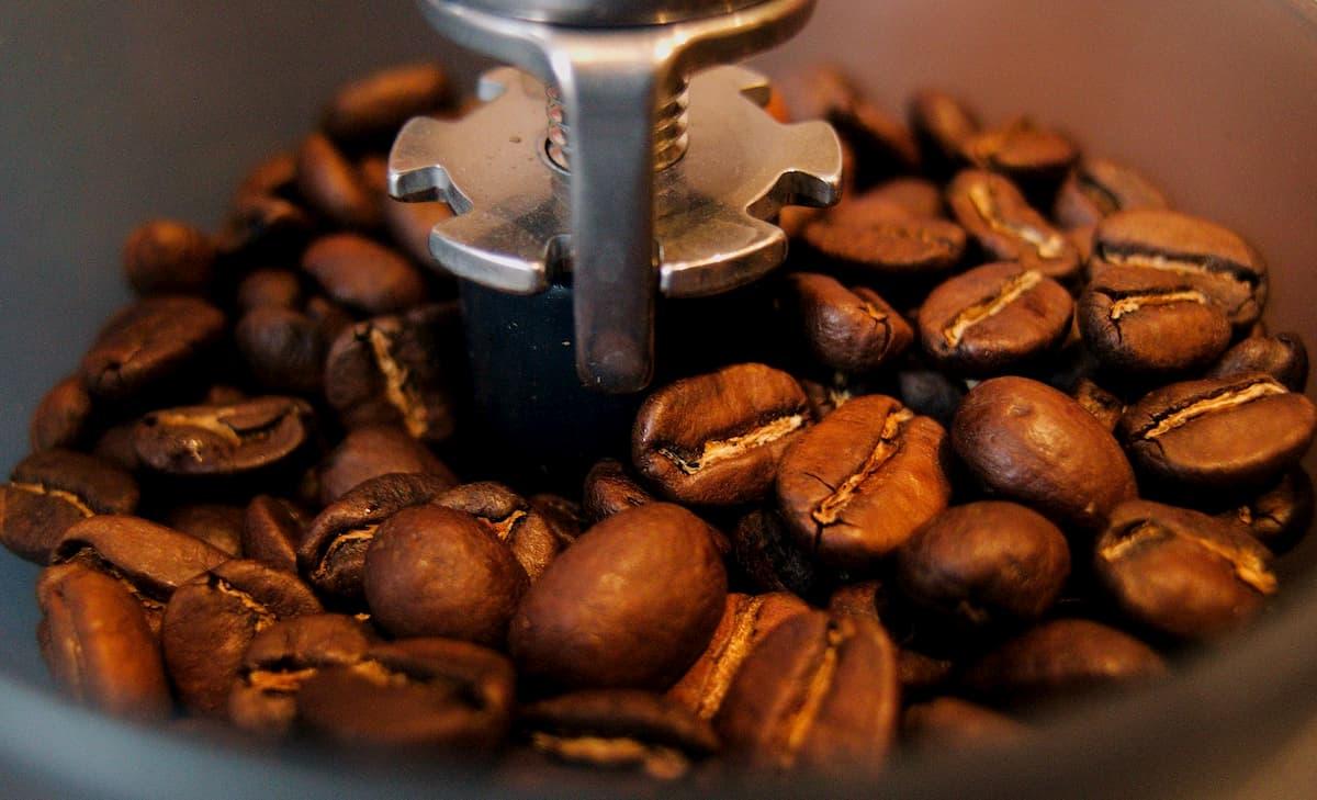 コーヒー豆の美味しい挽き方