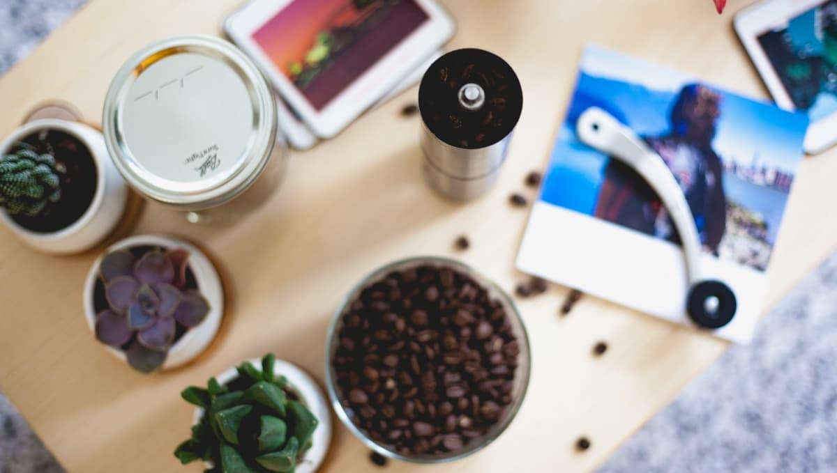 コーヒー豆 挽き目による味の調整
