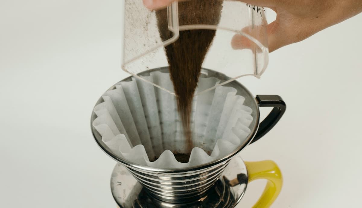 コーヒー豆の挽き方によって酸味を抑える