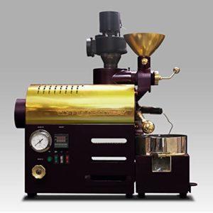 5・ガス式焙煎機