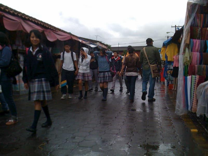 グアテマラの古都 アンティグア