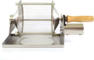 3・手回し焙煎器
