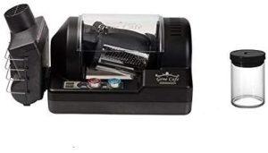 4・電気式焙煎機