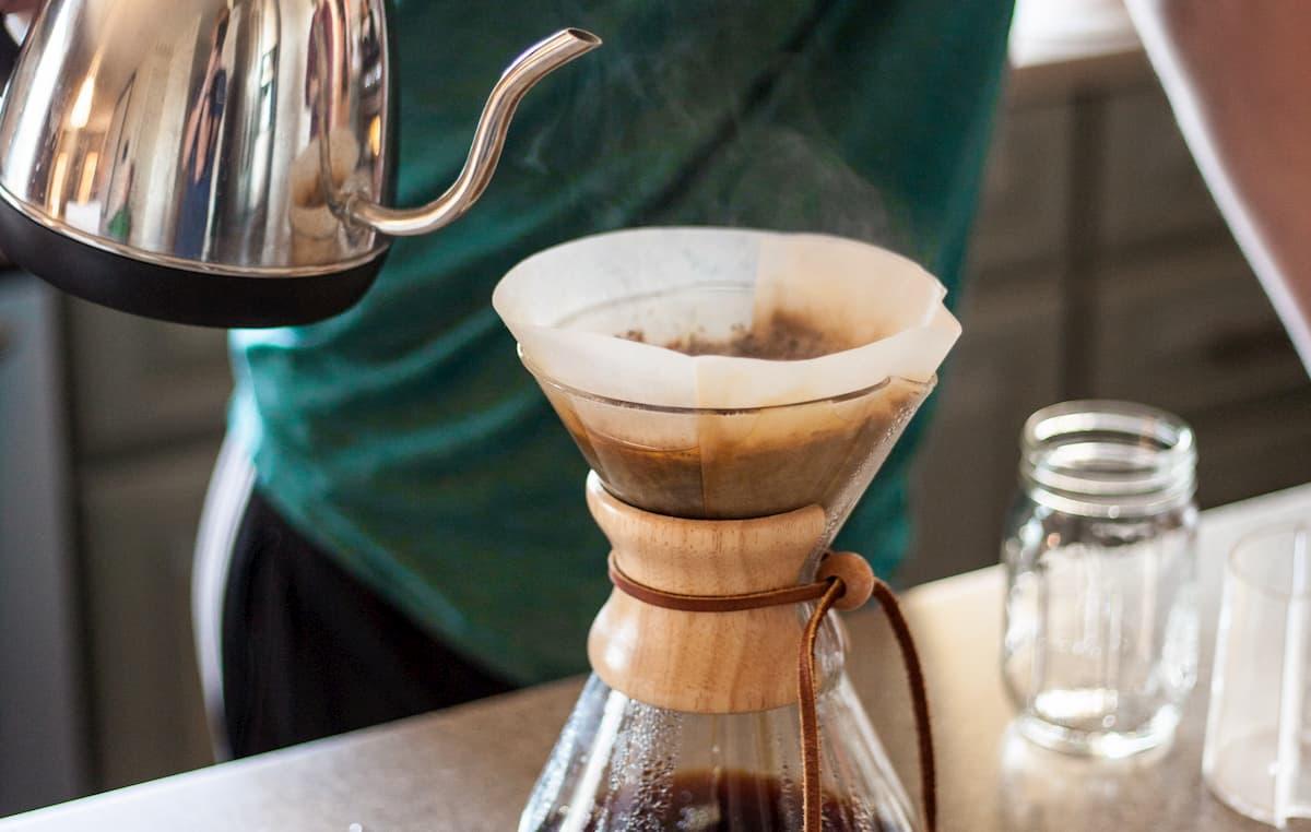 コーヒー初心者・ドリップの始め方