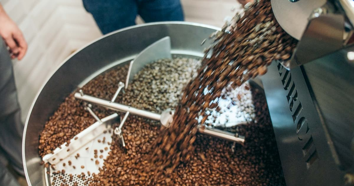 コーヒー焙煎手順⑥ 量を焼いて焙煎に慣れよう