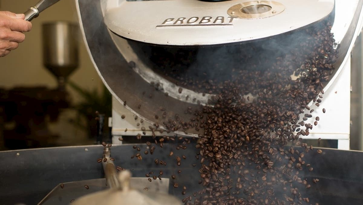 コーヒー焙煎手順④ 焙煎教室に行ってみよう