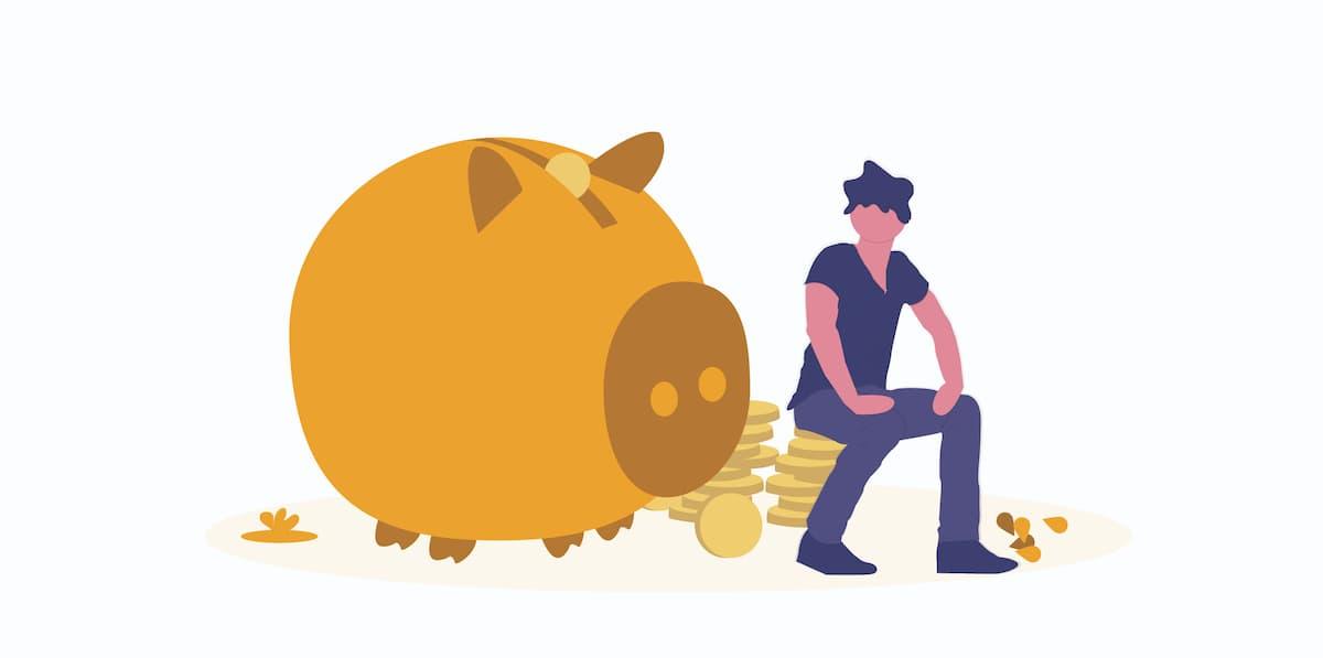 ブログ100記事、今月の収入は?