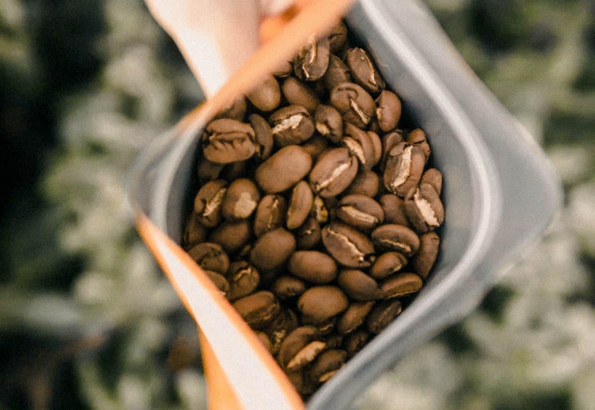コーヒー豆は鮮度が重要
