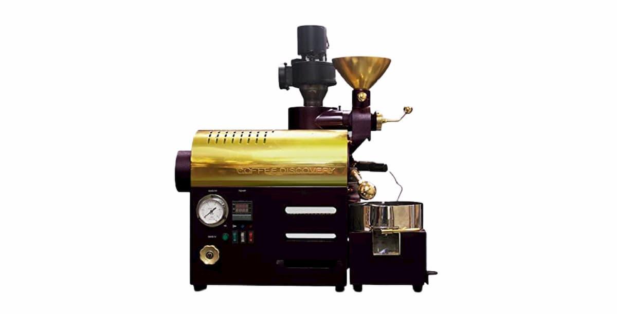 他コーヒー焙煎機との比較