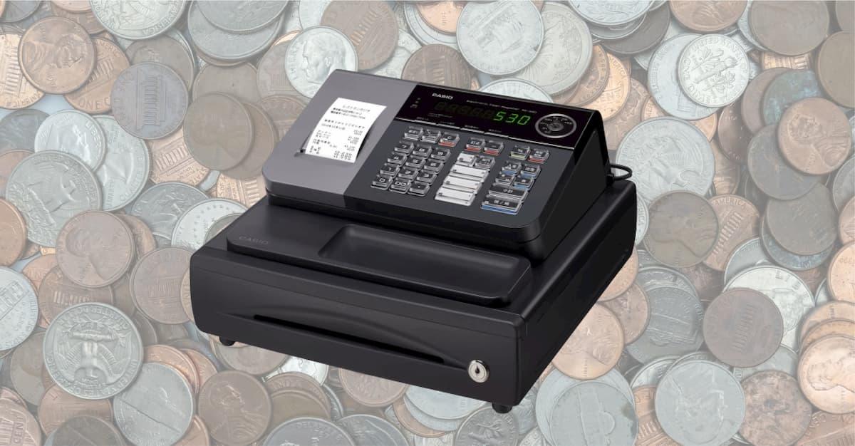 カフェ開業で買うレジスターは、普通のレジが良い