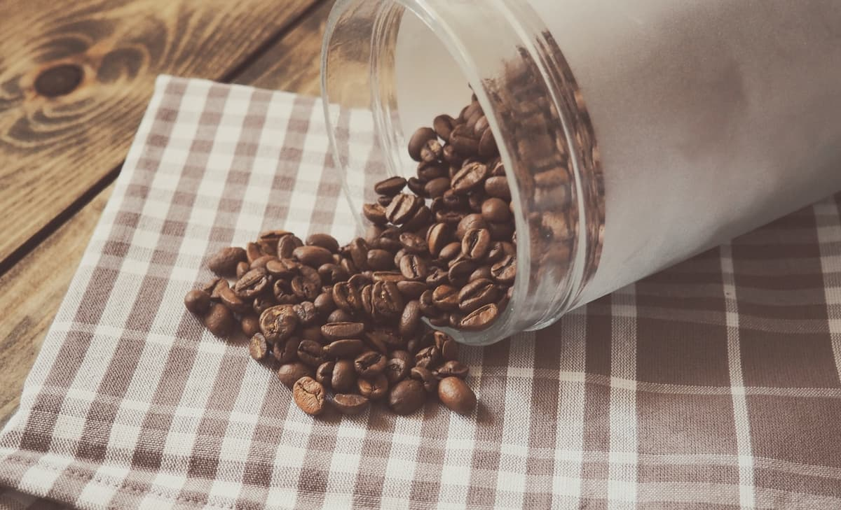 コーヒー豆が劣化する原因