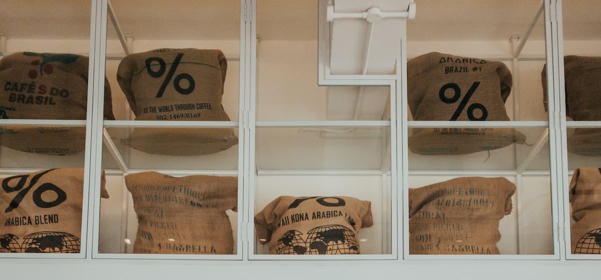 コーヒー豆の風味をキープする保存方法