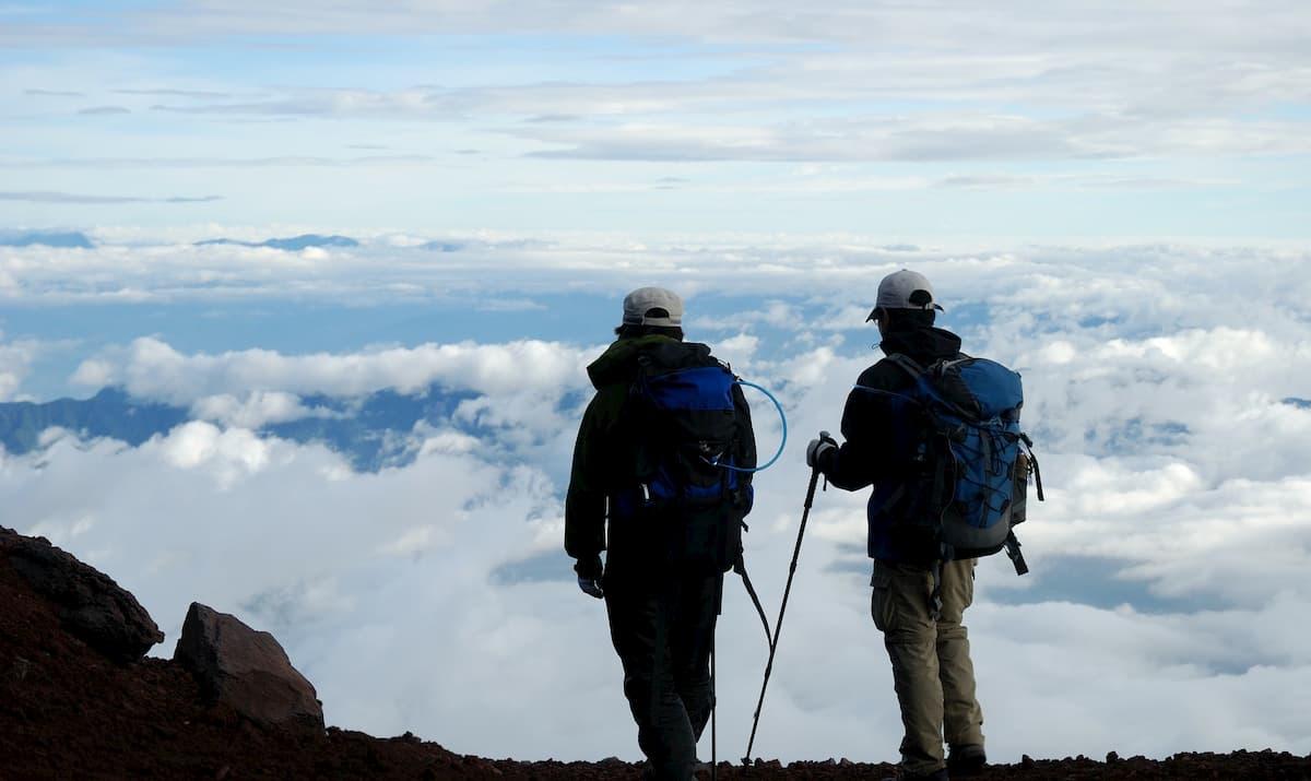 山の上で飲むコーヒーは深煎りが良い?