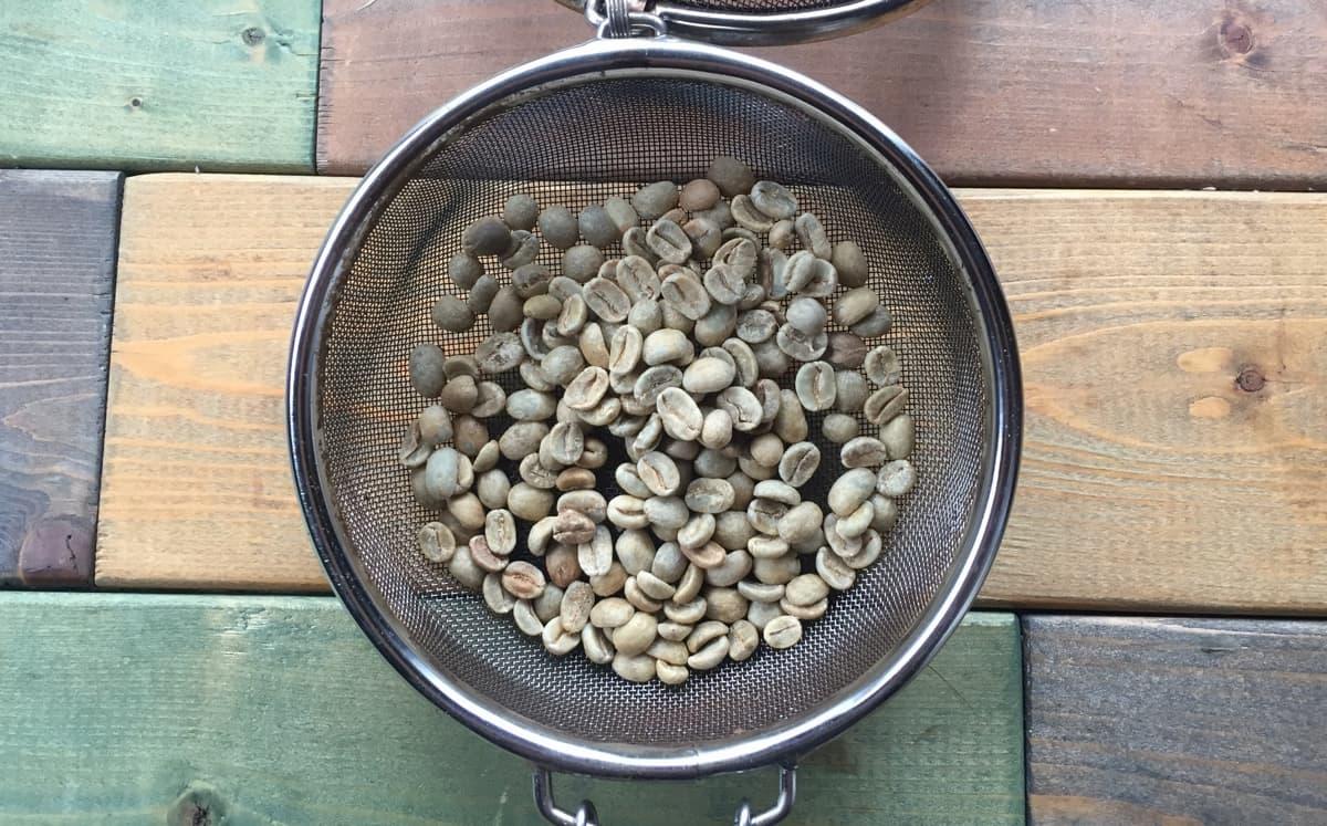 コーヒー手網焙煎の失敗しない3つのコツ