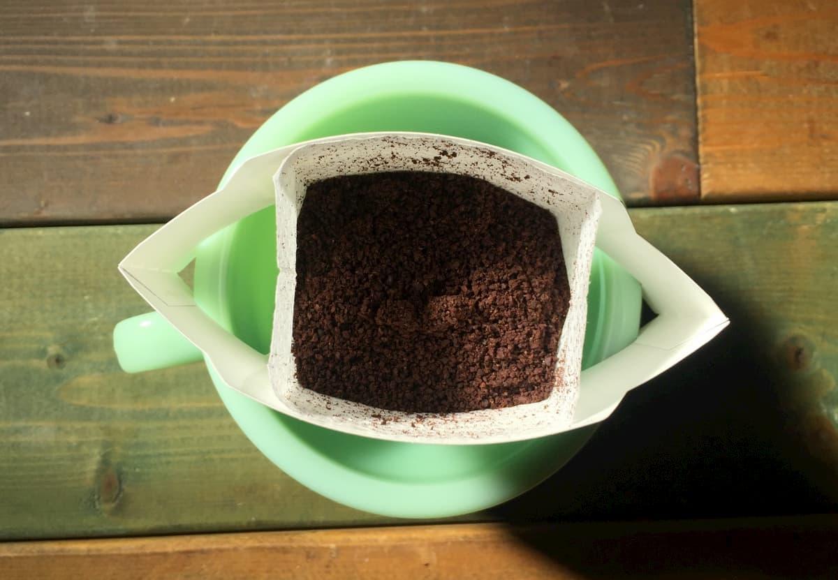 コーヒードリップバッグ 自作のやり方