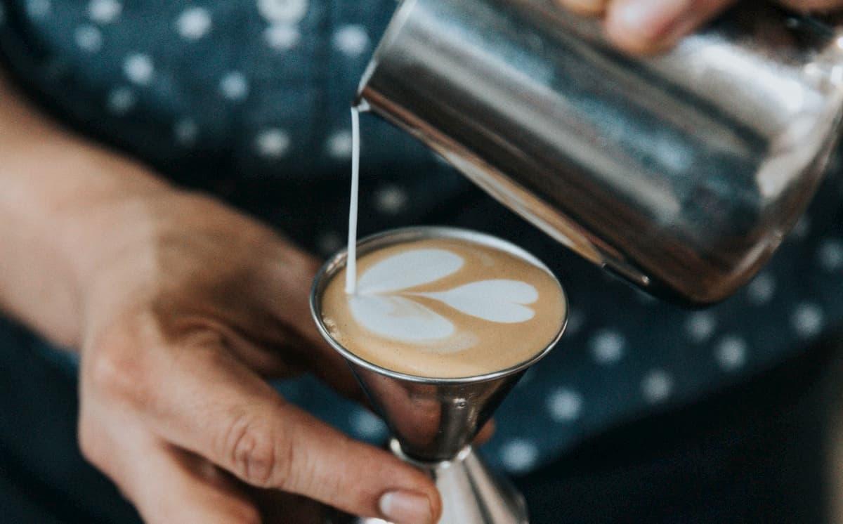 ・コーヒー抽出スキル