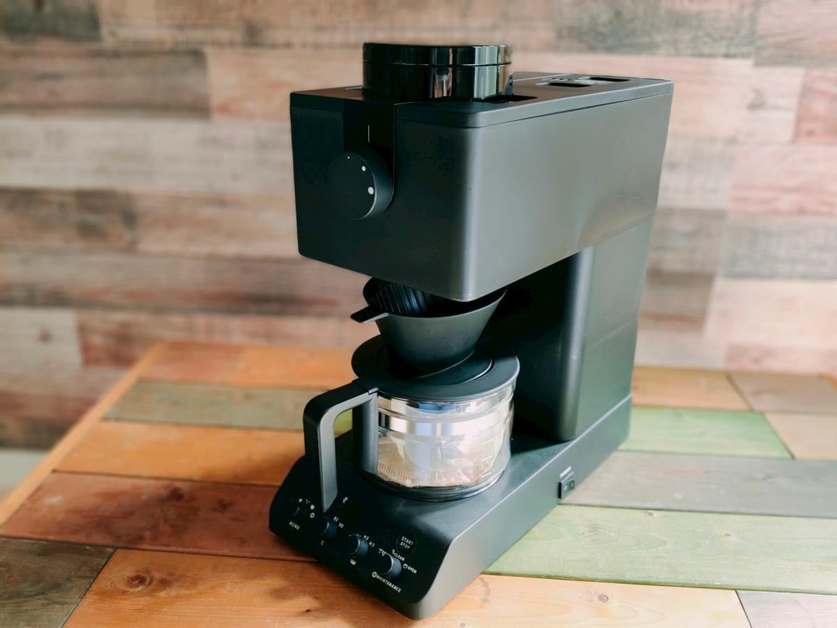 ツインバード全自動コーヒーメーカーのレビュー まとめ