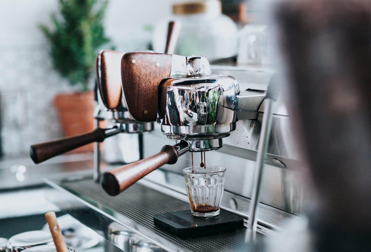 小さなカフェの機材の選び方