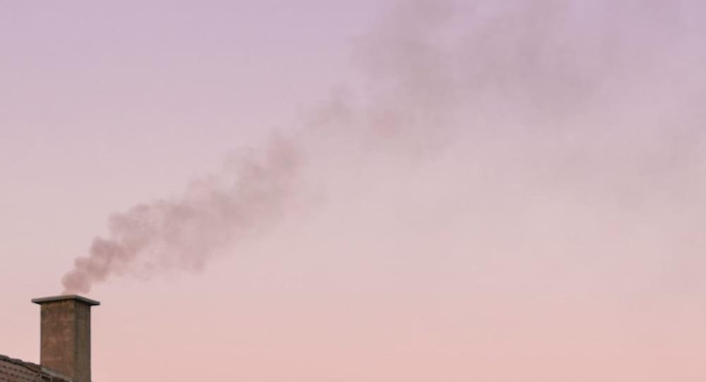 焙煎機の煙対策について