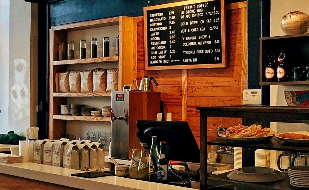 コーヒーショップ(珈琲店)開業の準備・やり方