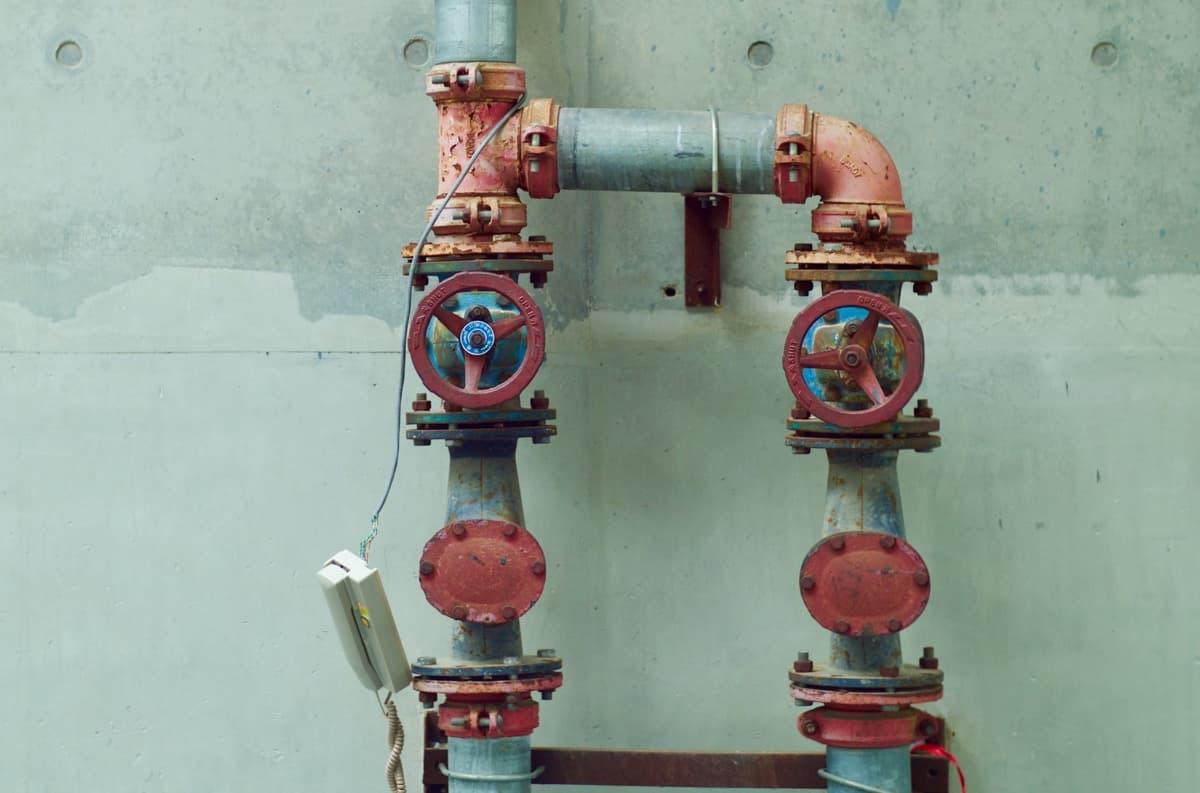 内装の水道工事のやり方