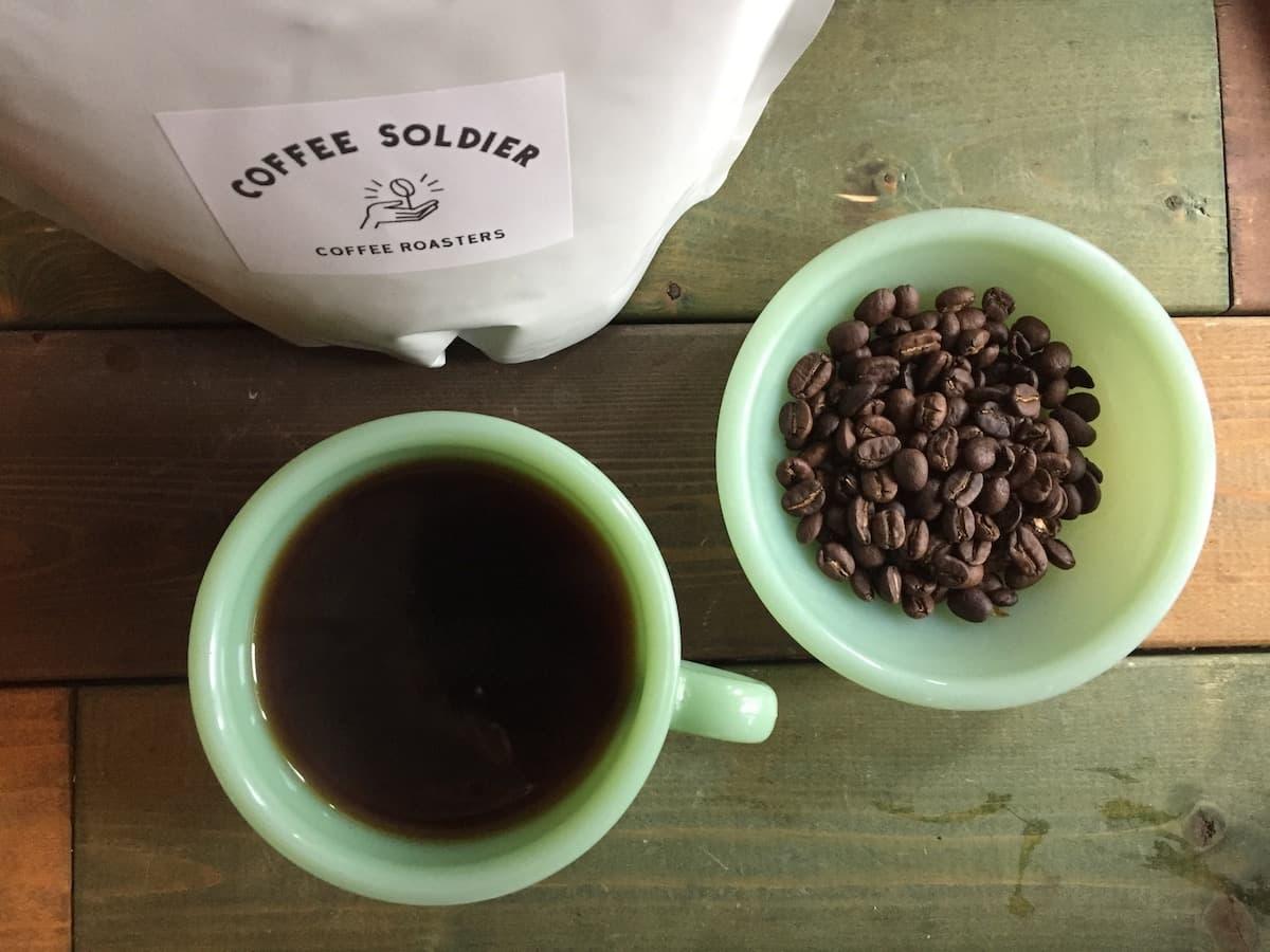 迷ったらコレ!コーヒーソルジャーのお試しセットはお取り寄せコーヒーの決定版