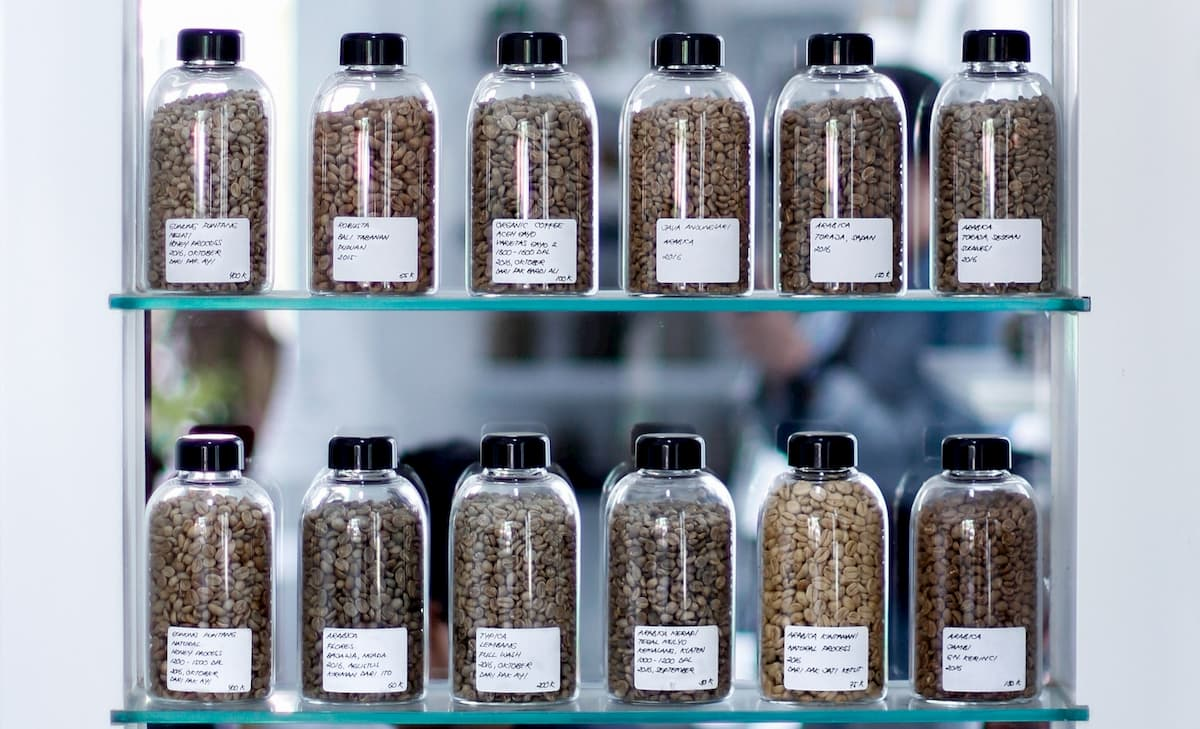 コーヒー豆の買い方 産地別の味の特徴とは