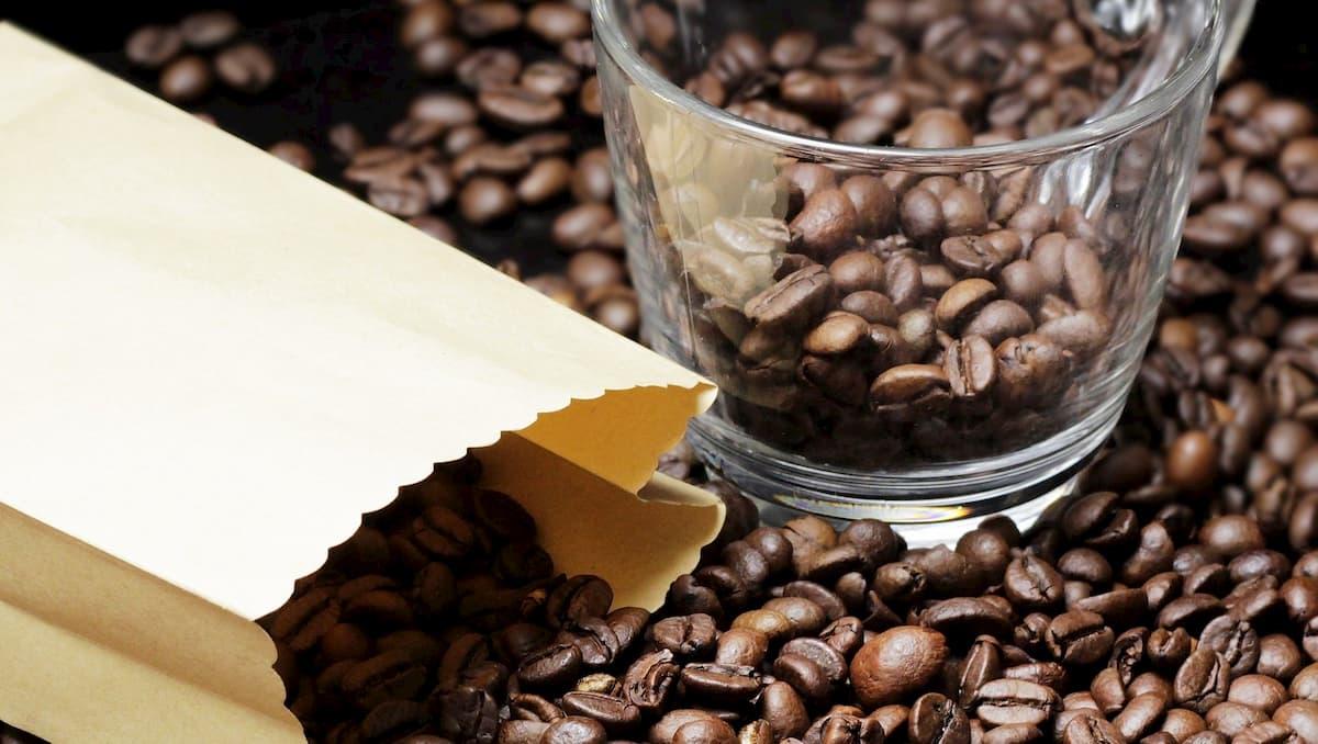 コーヒー豆の買い方 挽き具合と量について