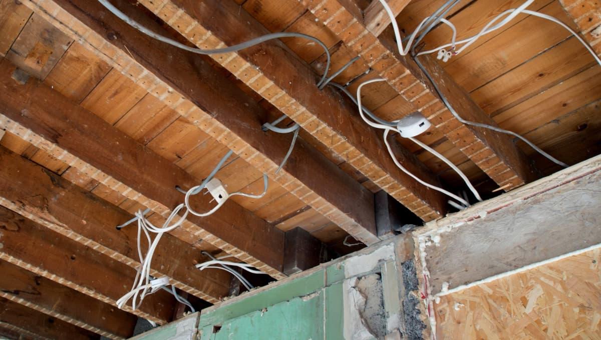 内装の電気工事のやり方