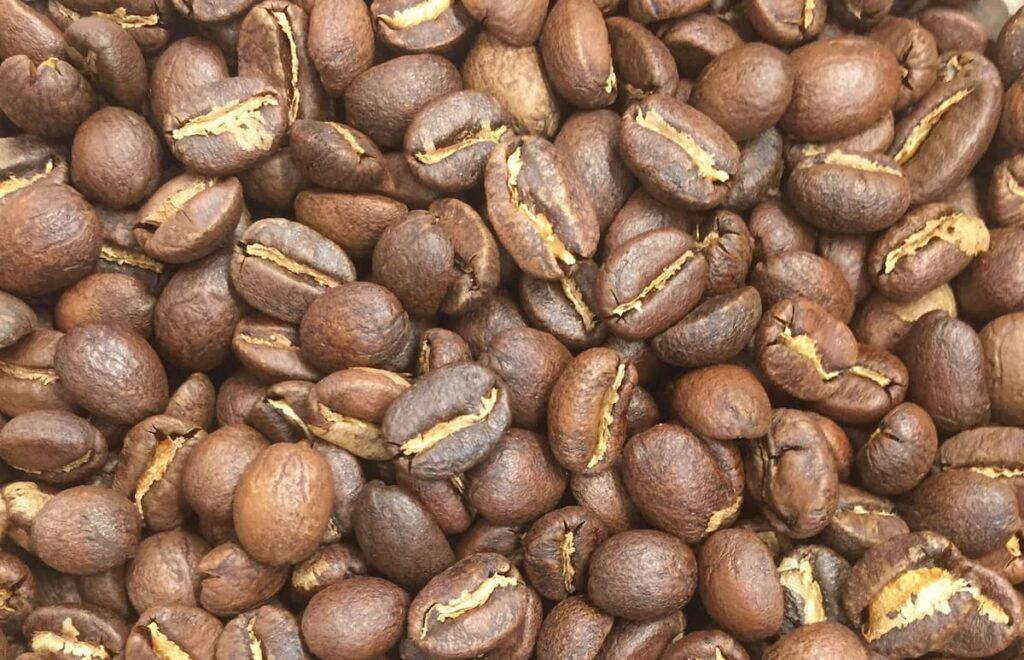 レッドハニーのコーヒーに適した焙煎レベル