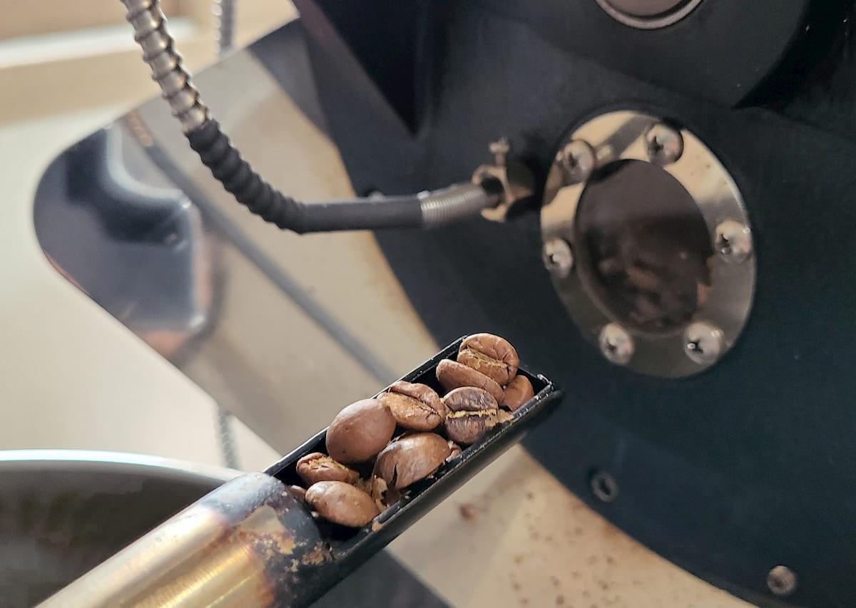 自宅でコーヒー豆焙煎するやり方の基本