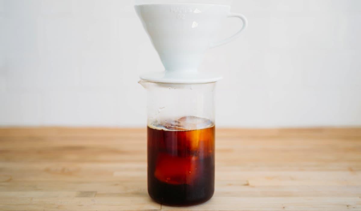 【簡単】おうちでのアイスコーヒーの美味しい作り方