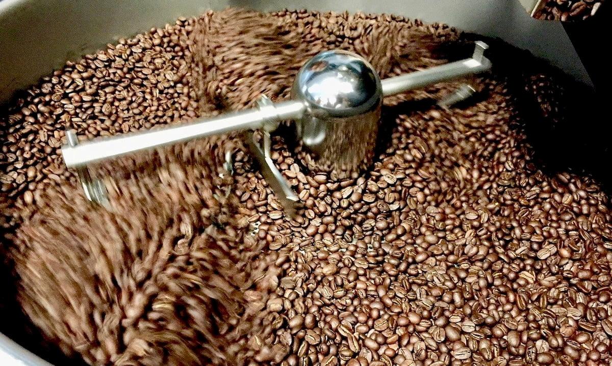 コーヒー焙煎の基本② 焙煎のやり方・手順
