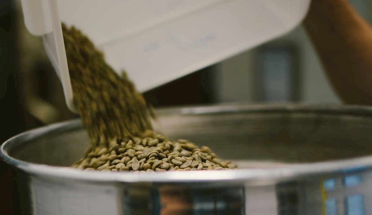 コーヒー焙煎は豆選びが最も重要