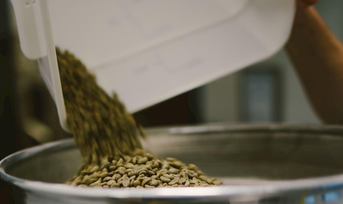 焙煎前のコーヒー豆が買えるお店