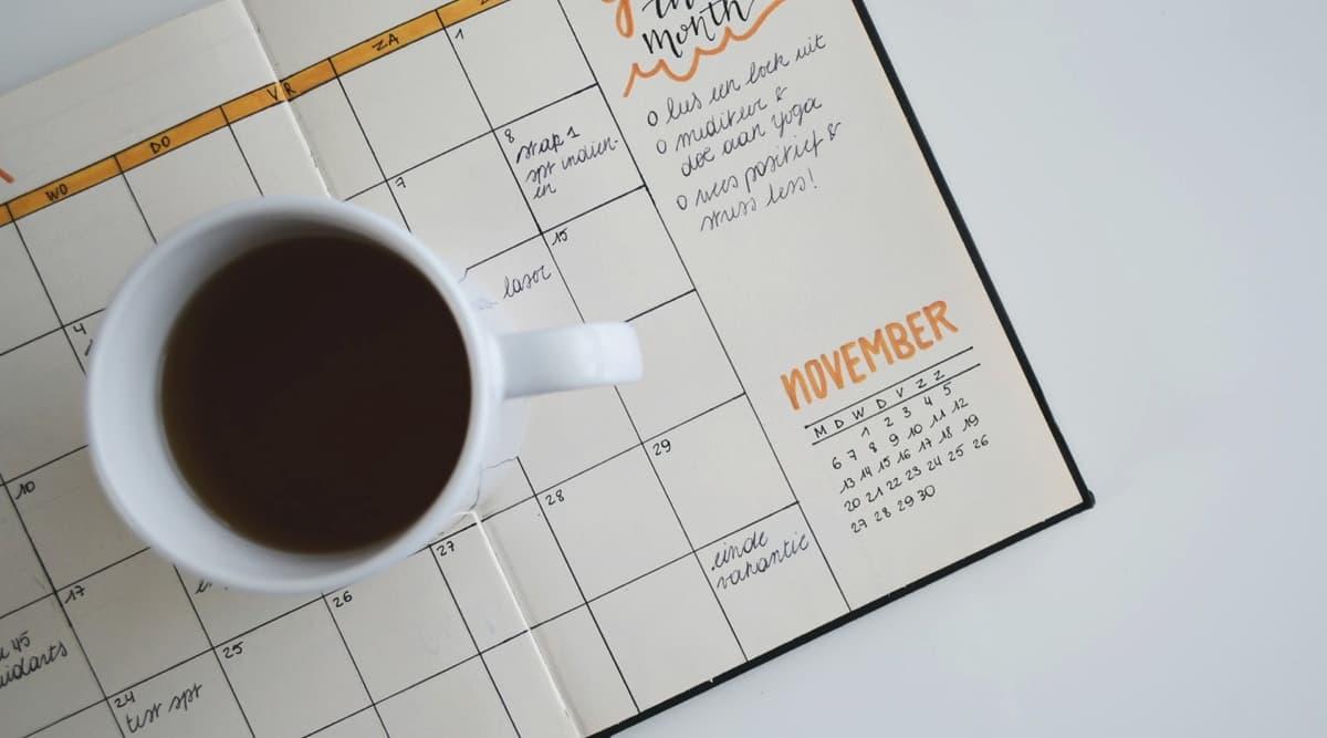 小さなカフェ開業までの準備スケジュールと、やることリスト