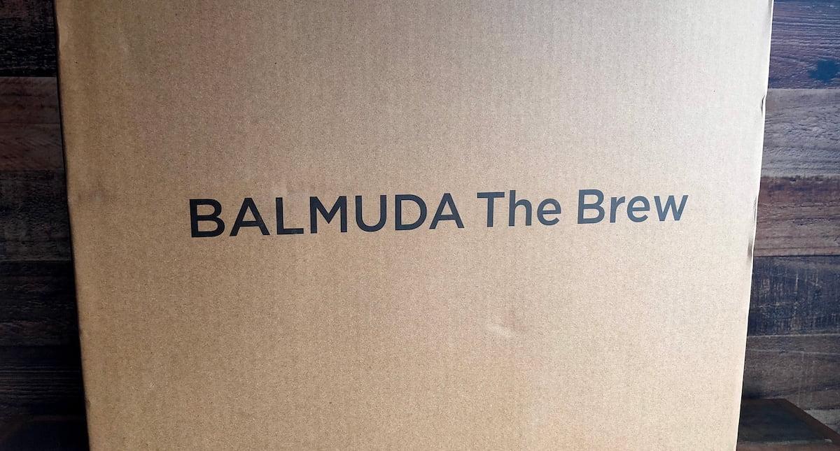 バルミューダ「The Brew」はハンドドリップの上位互換である